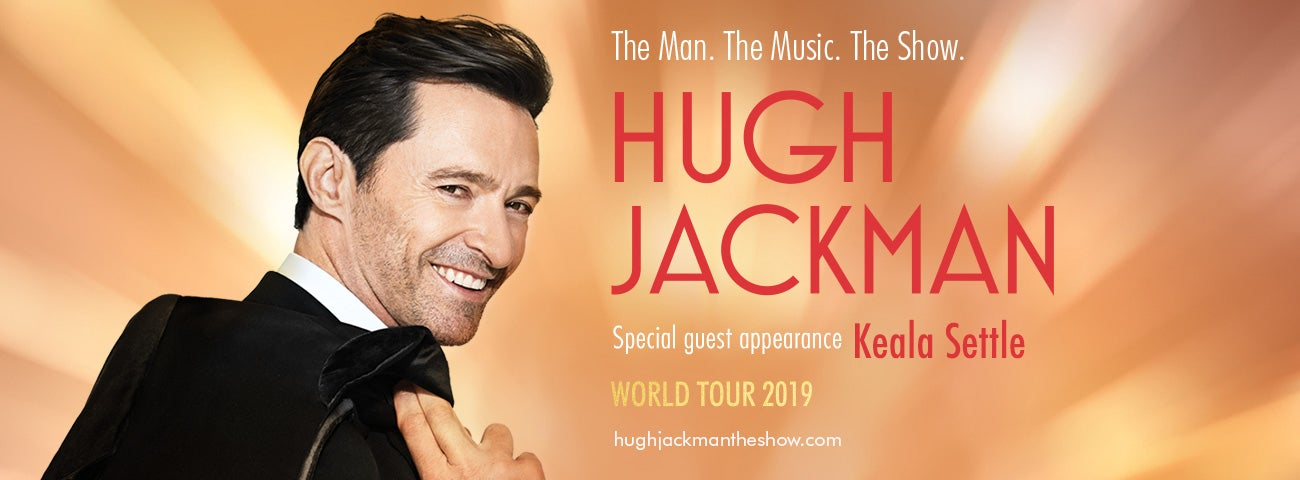 Hugh Jackman (Second Show Added)