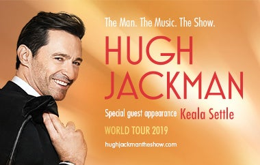 More Info for Hugh Jackman (Second Show Added)