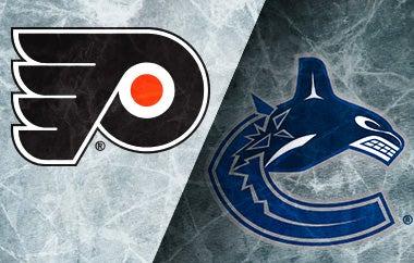 More Info for Flyers vs. Canucks