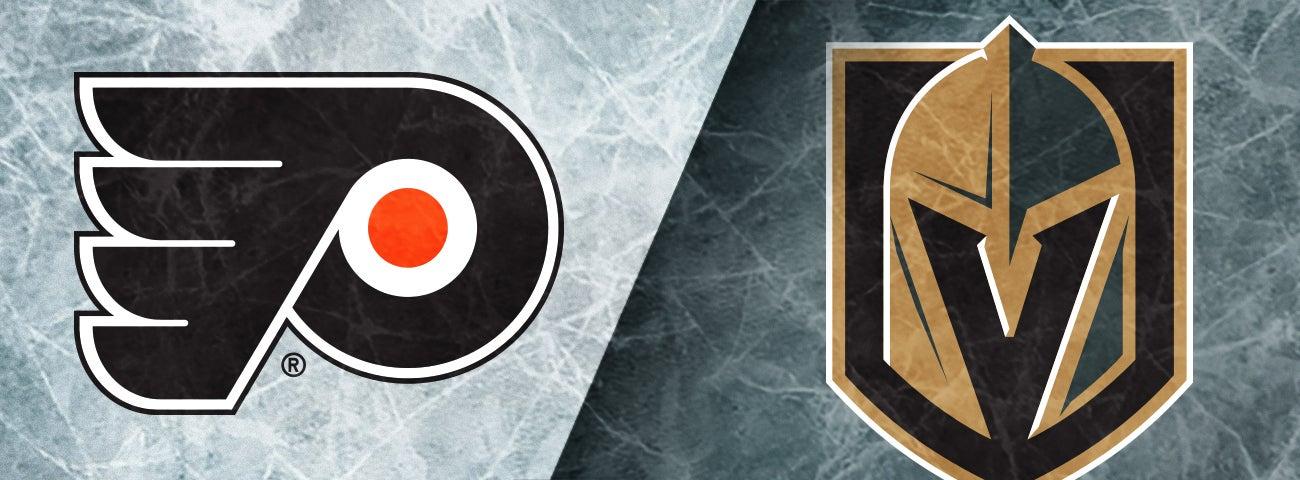 """Résultat de recherche d'images pour """"Philadelphia Flyers vs Vegas Golden Knights"""""""