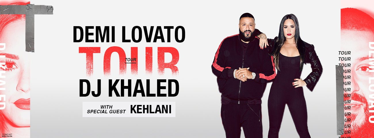 Demi Lovato With Dj Khaled And Kehlani