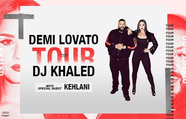 More Info for Demi Lovato with DJ Khaled and Kehlani