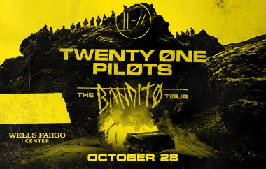 More Info for Twenty One Pilots - The Bandito Tour – presented by Radio 104.5