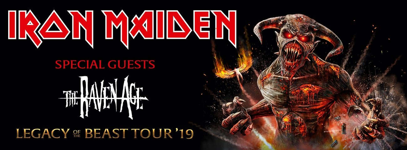 Iron Maiden Tour : iron maiden brings 39 legacy of the beast tour 39 to wells fargo center on july 30 wells fargo center ~ Russianpoet.info Haus und Dekorationen