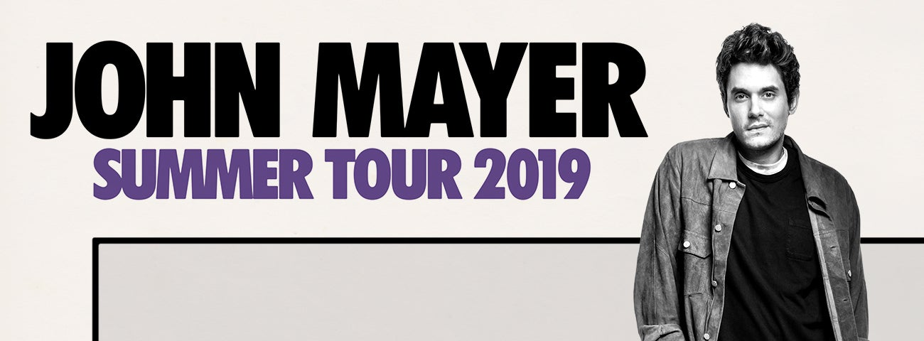 John Mayer - July 22, 2019
