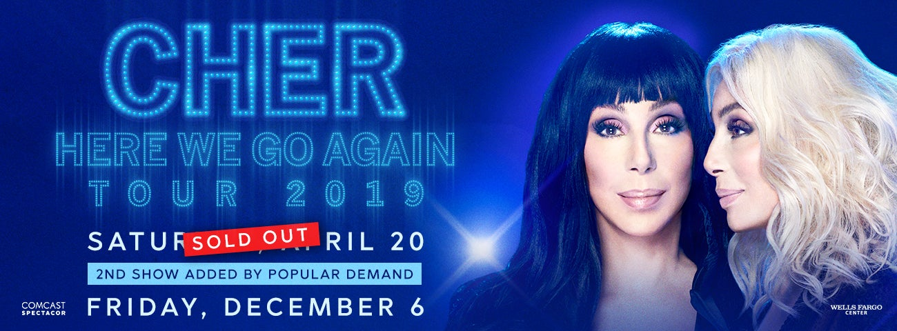 Cher (2nd Show Added)