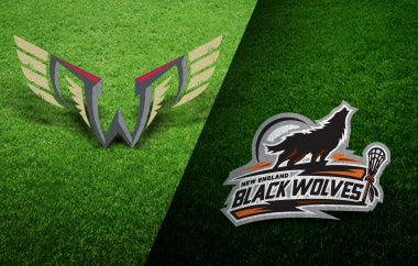 More Info for Philadelphia Wings vs. New England Blackwolves