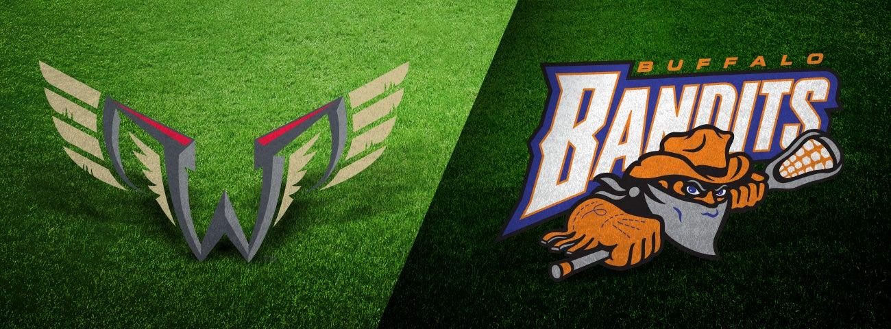 Philadelphia Wings vs. Buffalo Bandits