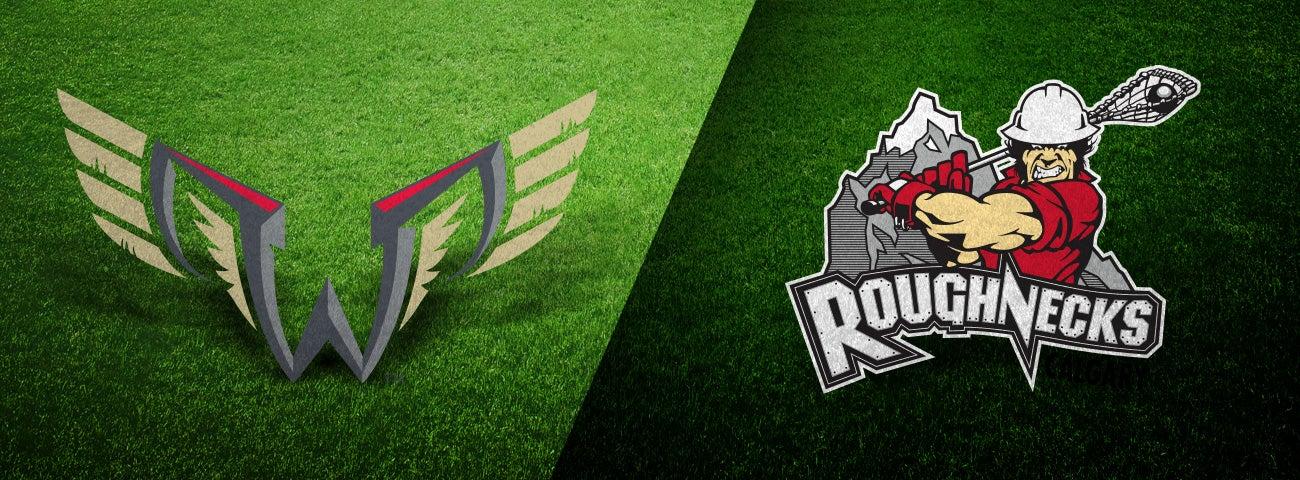 Philadelphia Wings vs. Calgary Roughnecks