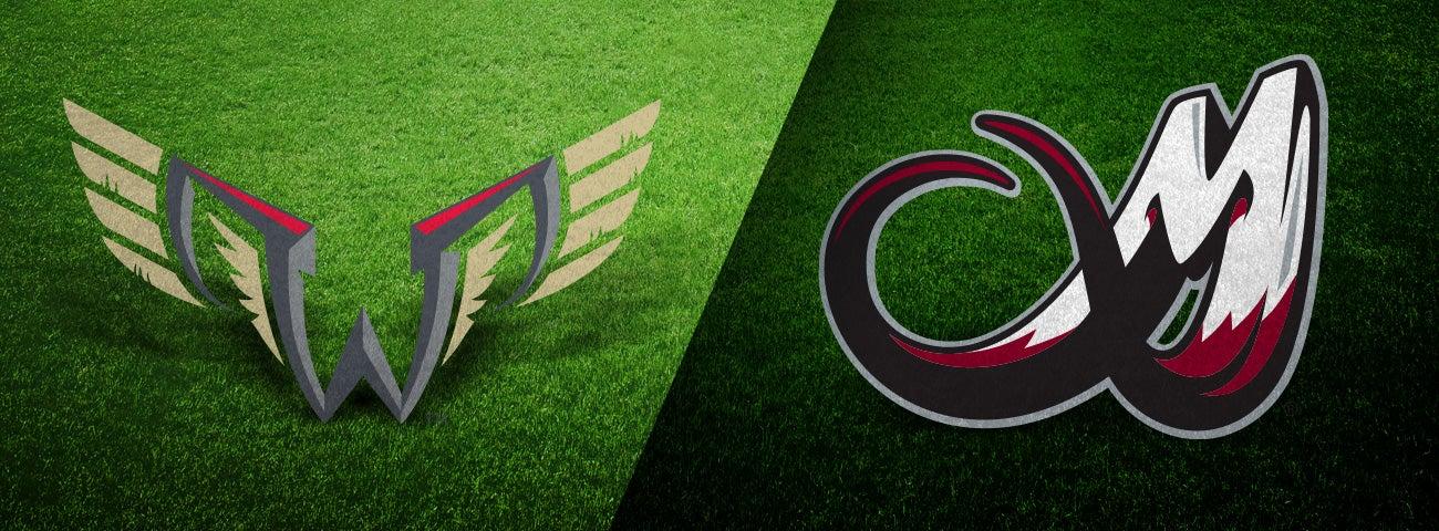 Philadelphia Wings vs. Colorado Mammoth