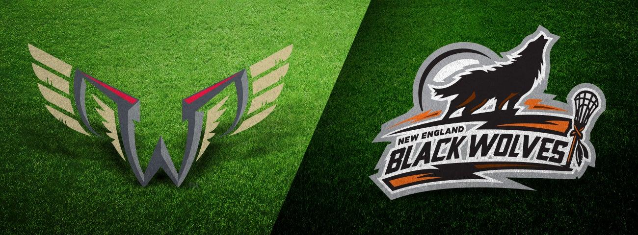 Philadelphia Wings vs. New England Blackwolves