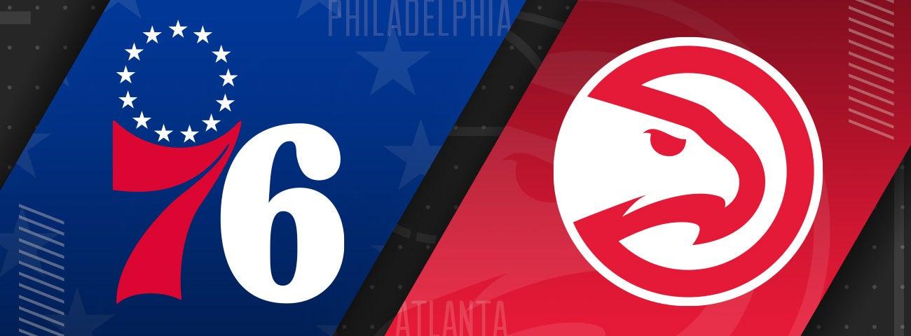 76ers vs Atlanta Hawks