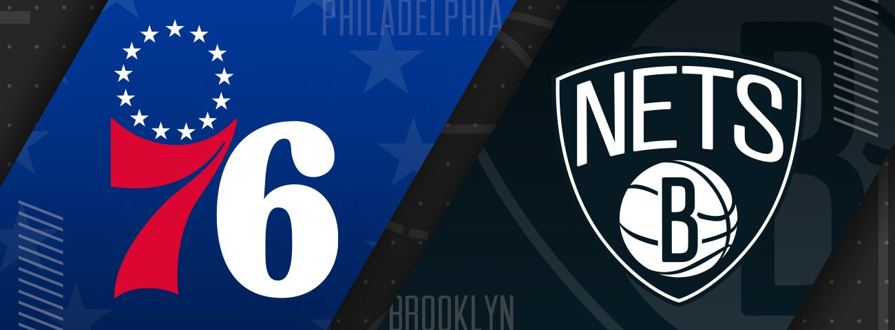76ers vs Brooklyn Nets