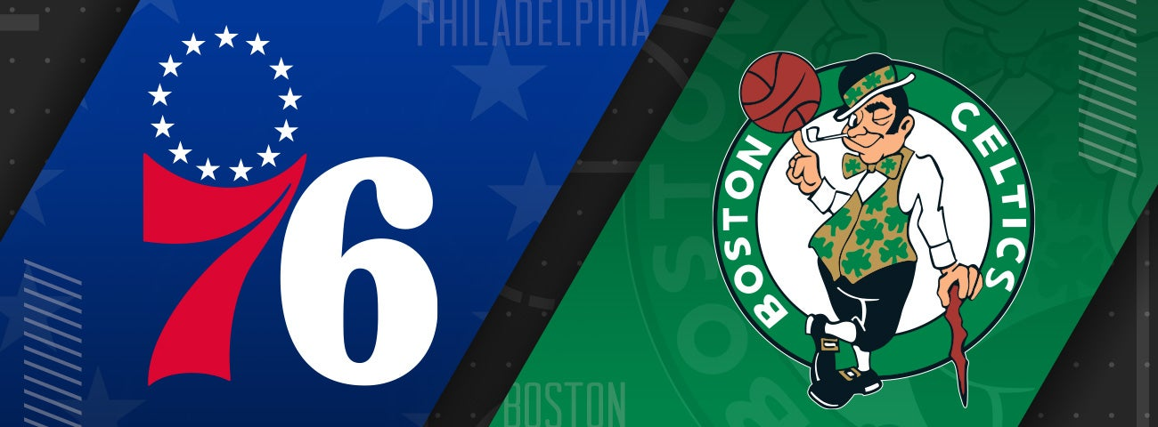 76ers vs Boston Celtics