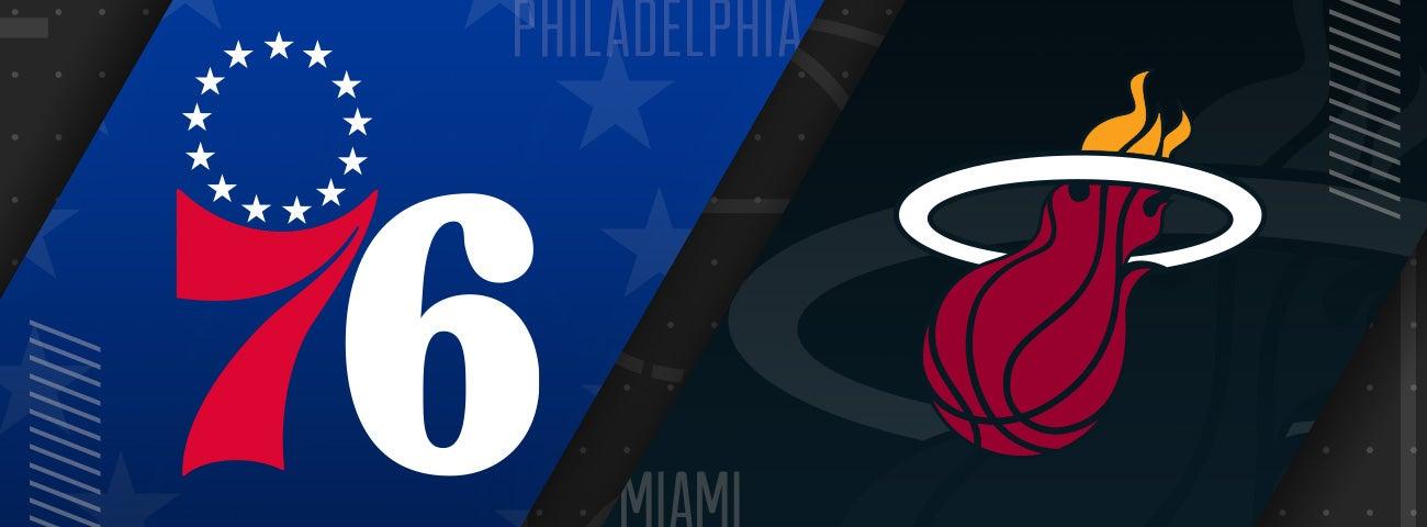 76ers vs Miami Heat