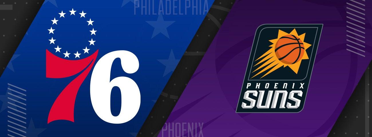 76ers vs Phoenix Suns