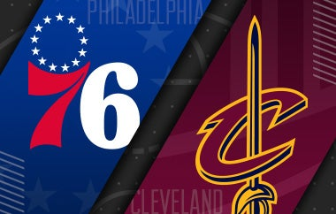 More Info for 76ers vs Cleveland Cavaliers