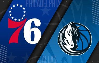 More Info for 76ers vs Dallas Mavericks