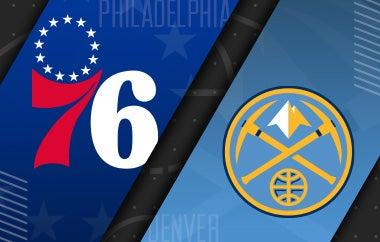 More Info for 76ers vs Denver Nuggets