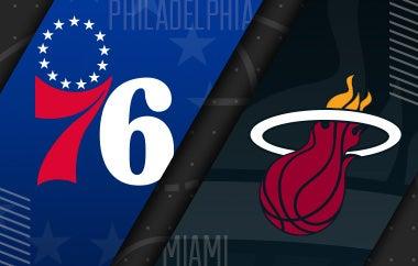 More Info for 76ers vs Miami Heat
