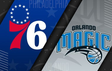 More Info for 76ers vs Orlando Magic