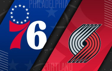 More Info for 76ers vs Portland Trailblazers