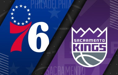 More Info for 76ers vs Sacramento Kings