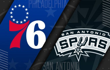 More Info for 76ers vs San Antonio Spurs
