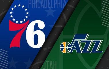 More Info for 76ers vs Utah Jazz