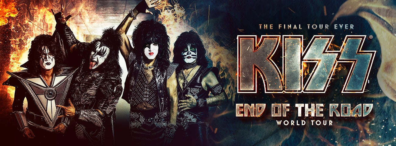 KISS- The End Of The Road Tour