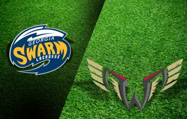 More Info for Georgia Swarm vs. Wings