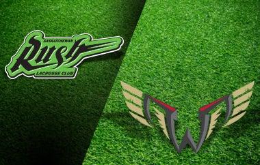 More Info for Saskatchewan Rush vs. Wings