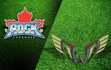 More Info for Toronto Rock vs. Wings