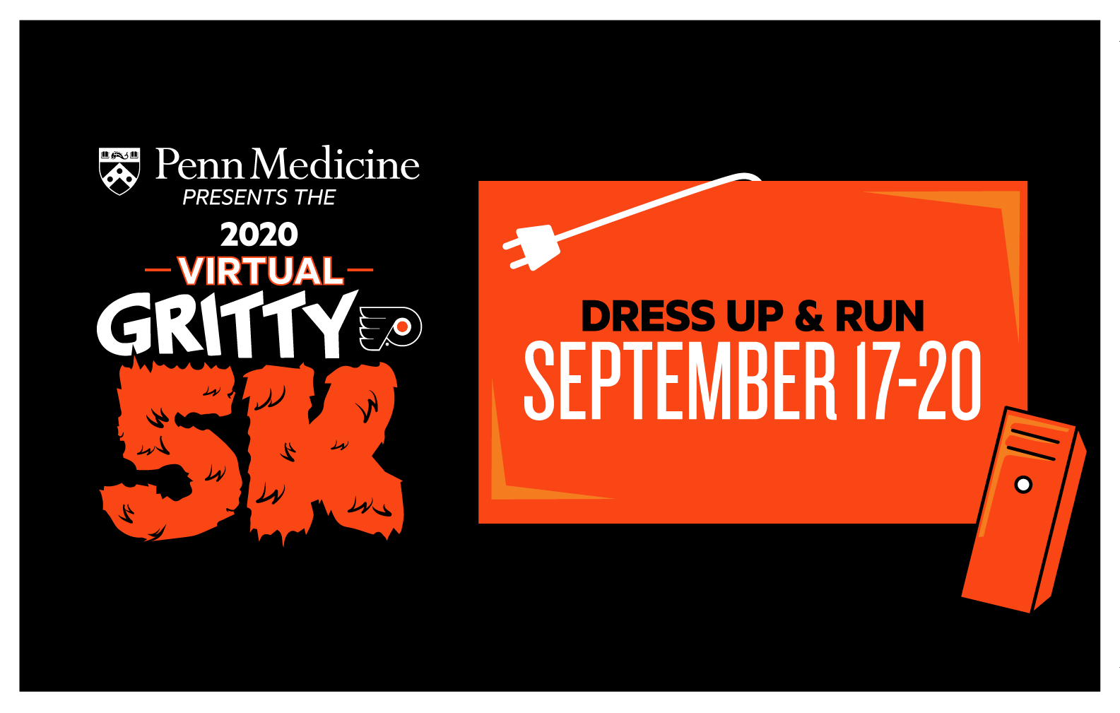More Info for Penn Medicine presents the 2020 Virtual Gritty 5k