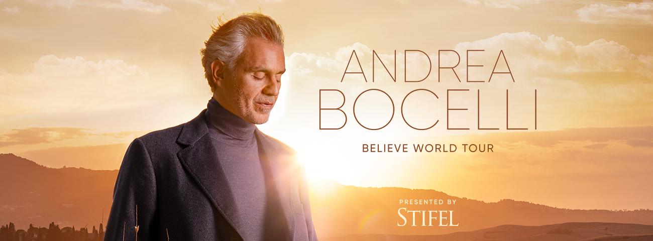 (New Date) Andrea Bocelli