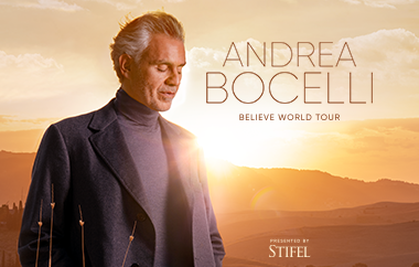More Info for (New Date) Andrea Bocelli