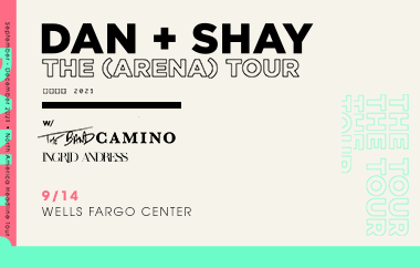 More Info for New Date: Dan + Shay The (Arena) Tour
