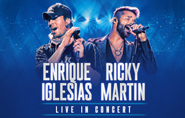 More Info for Enrique Iglesias & Ricky Martin