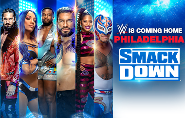More Info for WWE Friday Night Smackdown