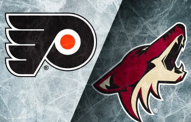 More Info for Flyers vs. Coyotes