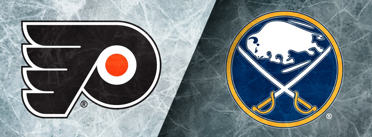 Flyers vs. Sabres