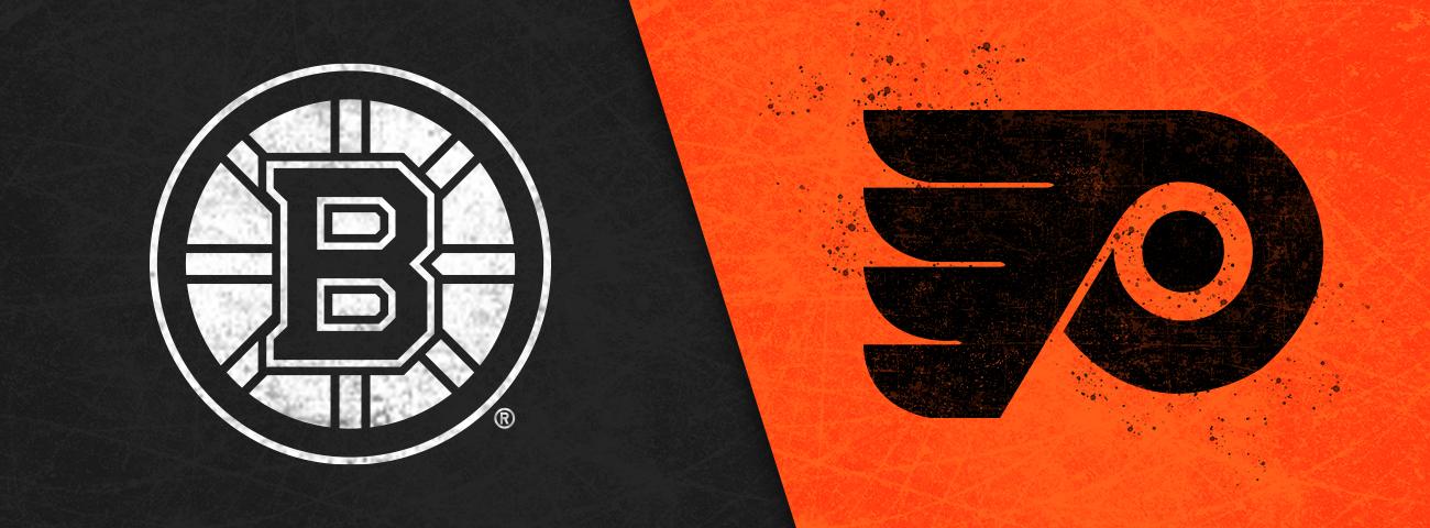 Flyers vs Bruins