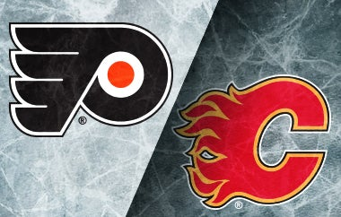 More Info for Flyers vs. Calgary Flames