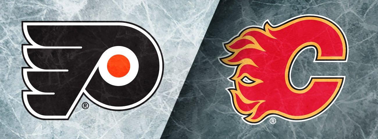 Flyers vs. Flames