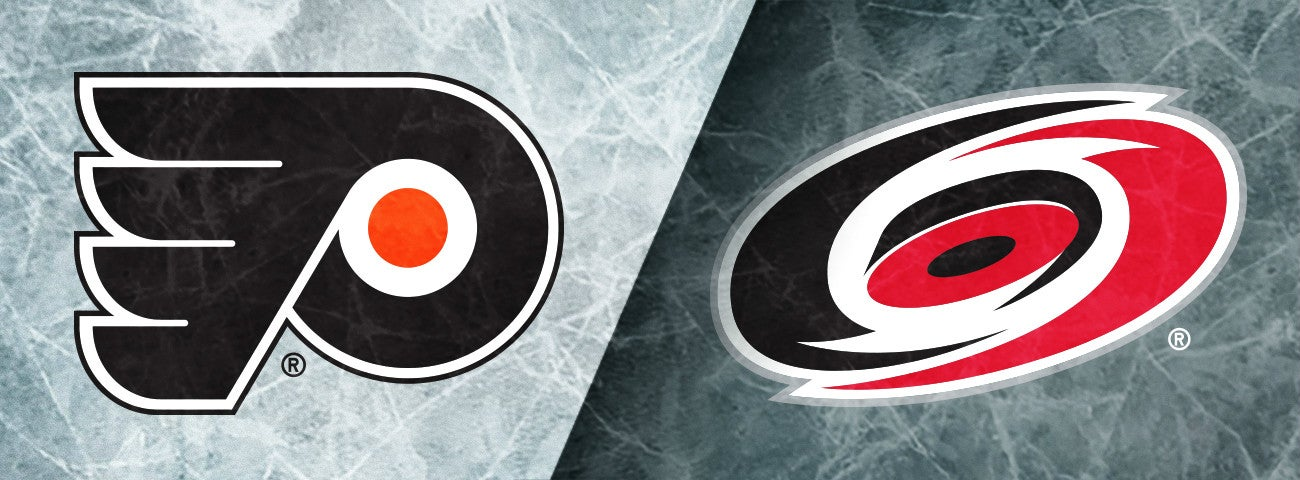 Flyers vs Hurricanes