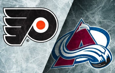 More Info for Flyers vs. Avalanche