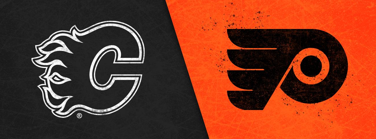 Flames vs. Flyers