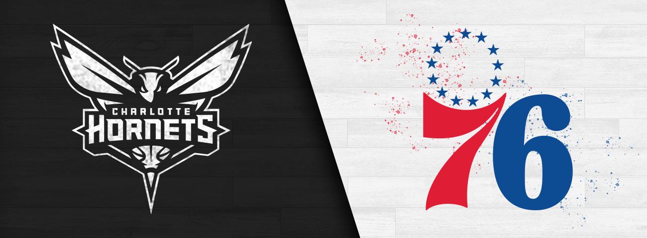 Hornets vs. 76ers
