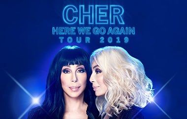More Info for Cher (2nd Show Added)