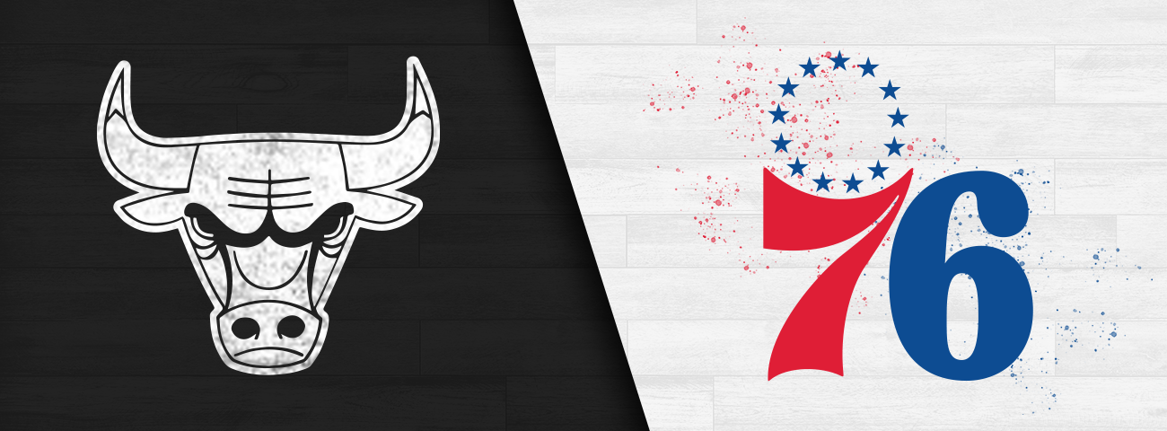 Bulls vs. 76ers